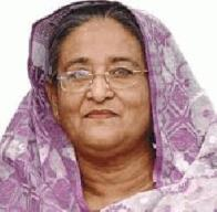 PM OF BANGLADESH