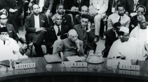 NEHRU AND THE INDIAN DELEGATES