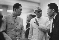 ZHOU EN LAI AND NEHRU