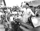 SUKARNO AND THE PEOPLE