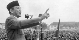 SUKARNO: A REAL LEADER