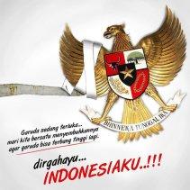 DIRGAHAYU INDONESIAKU !