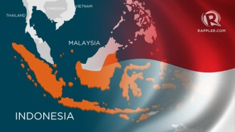 INDONESIA AND ITS NEIGHBORING COUNTRIES