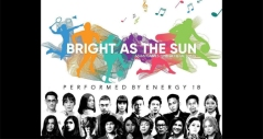 THE OFFICIAL SONG OF AG 2018: BRIGHT AS THE SUN