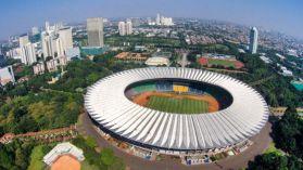 GELORA BUNG KARNO STADIUM - JAKARTA