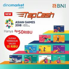 TAPCASH BNI