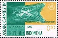 STAMP AG 1962