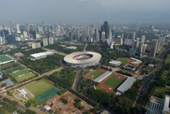 AG 2018 GELORA BUNG KARNO, JAKARTA
