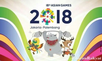 THE THREE MASCOTS OF AG 2018