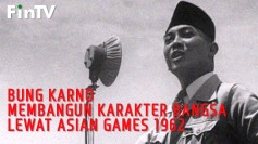 PRESIDENT SUKARNO - CHARACTER BUILDING THROUGH AG 1962